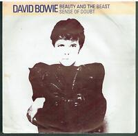 """DAVID BOWIE - Beauty And The Beast - 1983 issue of the 1977 UK 7"""" vinyl single"""