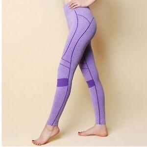 Women High Waist Yoga Fitness Leggings, High Elasticity Running Gym Sports Pants
