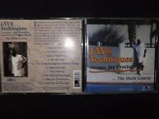 CD JAY & THE TECHNIQUES / THE MAIN COURSE /
