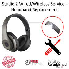 SERVICE REPAIR Beats by Dr. Dre Studio 2 2.0 Headband Arch Plastic Replacement
