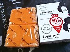 KOJIC  SOAP KOJIE SAN ACID SOAP SKIN WHITENING *TOP SELLING ITEM *NO PAPAYA