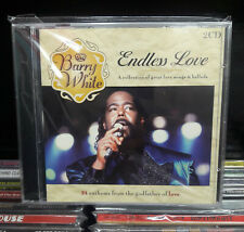 "BARRY WHITE  ""Endless Love""  -  2 CD set"