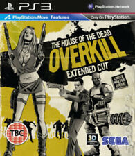 The House of the Dead: Overkill: Extended Cut (PS3) VideoGames
