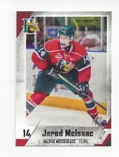 2017-18 Halifax Mooseheads (QMJHL) Jared McIsaac (Detroit Red Wings)