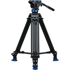 Benro S8 Dual Stage Video Tripod Kit (A673TMBS8)  - Photography Equipment