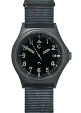 MWC Sterile G10 100m Water Resistant Military Watch with Screw Crown & Caseback