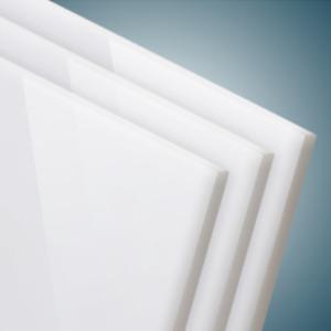 200 x 200 mm B/&T Metall PMMA Acrylglas Opal Wei/ß glatt 2,0 mm stark Milchglas Lichtdurchl/ässigkeit 78/% UV best/ändig beidseitig foliert im Zuschnitt Gr/ö/ße 20 x 20 cm