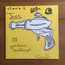 """Good Shoes - Small Town Girl 7""""  Vinyl Signed Autographed"""