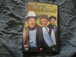 "DVD ""LE TRAITRE DU FAR WEST"" Joel McCREA, Brian DONLEVY, Sonny TUFTS - western"