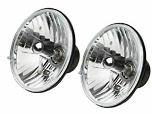 For 1970-1973 Ford Mustang Headlight Set Rampage 77522MG 1971 1972