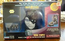 Star Trek Strike Force Borg Temple New In the Box