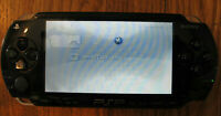 Sony PSP 1001 For Parts or Repair As Is - Works with Issues - Read Description