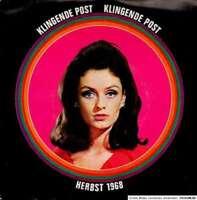 """Various - Klingende Post Herbst 1968 (7"""", Mixed, Promo, Vinyl Schallplatte 36715"""