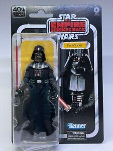 Darth Vader Star Wars Empire Strikes Back 40th Anniversary Series 6 inch