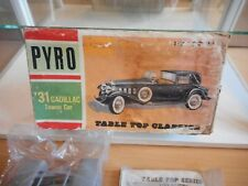 Modelkit Pyro '31 Cadillac Towne Car on 1:32 in Box