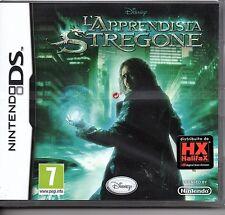 L'APPRENDISTA STREGONE  (Nintendo DS) Lite Dsi xl 2ds 3ds XL