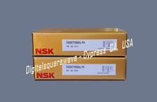 Nsk 7020ctynsulp4 Abec 7 Super Precision Spindle Bearings Matched Set Of Two