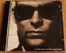 THE JAMES TAYLOR QUARTET IN THE HAND OF THE INEVITABLE ACID JAZZ 1995 CD JTQ