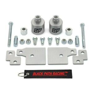 "Fits 02-13 Polaris Sportsman Models 2"" Silver Front + Rear Suspension Lift Kit"