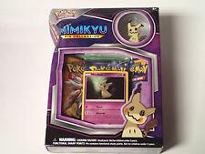 POKEMON CCG MIMIKYU Pin Collection! Promo Card & Pin!! Items Shipped loose