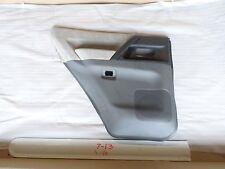 NEW DOOR TRIM PANEL MITSUBISHI MONTERO XLS POWER BLACK/TAN 01 02 OEM PAJERO REAR