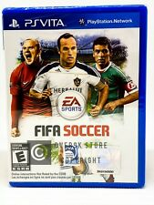 FIFA Soccer  - PS Vita - Brand New | Factory Sealed | French Only