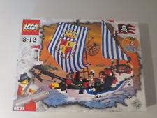 (Tb) Lego 6291 Impériale Armada Bateau de Pirates Neuf Scellé Super Rare