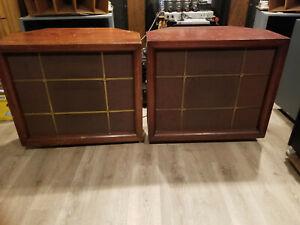 Vintage Electro Voice Regency speakers SP15 T25 T35 X825 X36