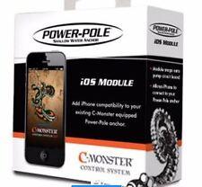 POWER-POLE SHALLOW WATER ANCHOR iOS MODULE