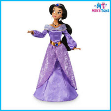 "Disney Aladdin's Jasmine 11"" Singing Doll Set brand new in box"