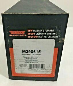 Brake Master Cylinder Dorman M390615 Fits Mercury Villager Nissan Quest 99-02
