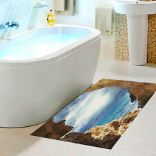 Removable 3d Floor Sticker Decal Mural Living Room Home Kitchen Decor Hot C
