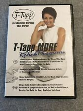 T Tapp More 1&2 Workout DVD