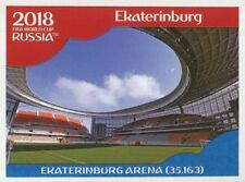 008 EKATERINBURG ARENA STADIUMS STICKER WORLD CUP RUSSIA 2018 PANINI