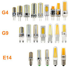 G4 G9 E14 LED 2/3/4/5/6/7/8/9W LED Light COB Filament Capsule Corn Bulb 12V 220V
