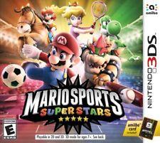 Mario Sports Superstars [Nintendo 3DS Horse Racing Golf Tennis Soccer Baseball]