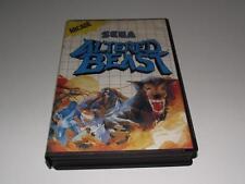 Altered Beast Sega Master System PAL Preloved *No Manual*