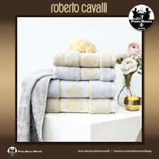 ROBERTO CAVALLI HOME | GOLD |  Set terry towelling or bath sheet