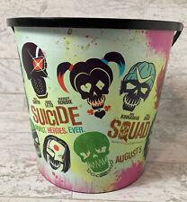 Suicide Squad Promotional Popcorn Bucket 2016