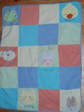 Little Bedding by NoJo Little Critters - Floor Play Fleece Blanket - Nylon Back