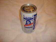 Michael Jackson Full Unopened 1992 Japan Pepsi Can Mega Rare