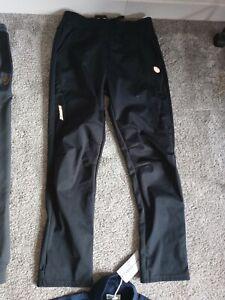 Souke Sports Men's Winter Cycling Trousers Outdoor Sport Pants Windproof L  REF6