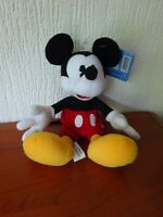 DISNEY Plush..Traditional MICKEY MOUSE 'LIMITED EDITION'  from Disneyland Paris.