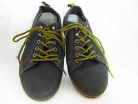 DR. Martens AirWair SAMIRA Womens Black Leather Lace Up Shoes Size 7
