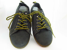 Dr Martens AirWair SAMIRA Womens Black Leather Lace Up Shoes Size 7