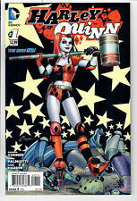 HARLEY QUINN #1 (New 52) - Grade NM - Hard to find Modern Gem!