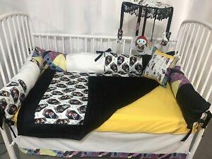 Sally Nightmare Before Christmas Bedding 4 Piece Set