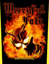 Mercyful Fate- Don't Break The Oath Rückenaufnäher- Backpatch NEU & OFFICIA