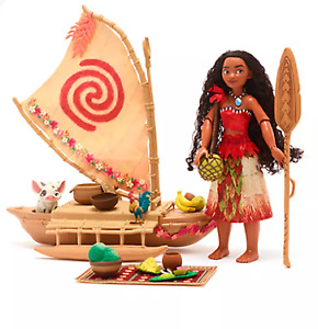 Disney Moana Story Moment Playset Children's Toy