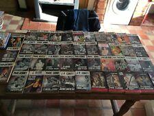 Lot de 43 livres de poche Fleuve Noir Espionnage et Policier